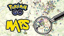 POKÉMON GO MAPS | Realtalk