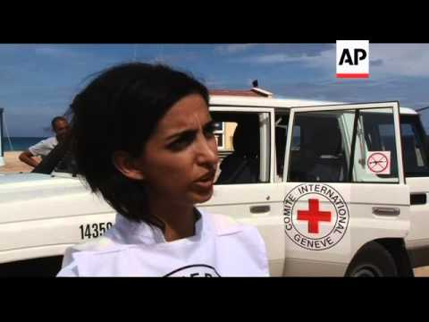 Red Cross on evacuation of hospital in besieged town