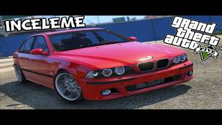 BMW M5 F90 2018 Grand Theft Auto San Andreas GTA SA MOD