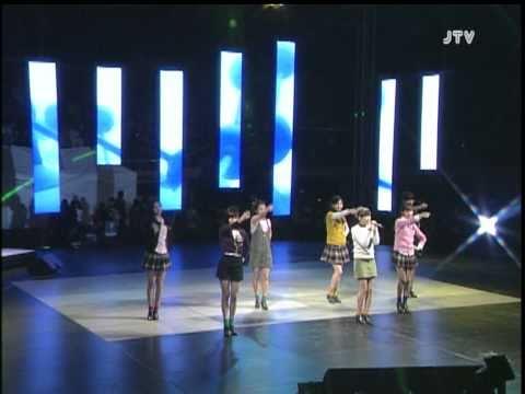 081101 SNSD  Ba Ba @ Jeonbuk Sports Festival
