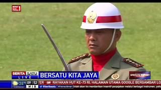 Download Video Upacara Hari Ulang Tahun ke-73 Republik Indonesia MP3 3GP MP4