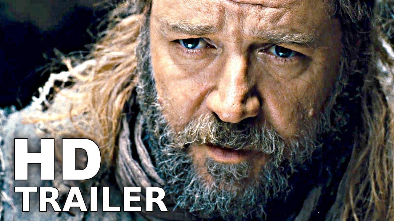 noah trailer german deutsch 2014 russel crowe youtube