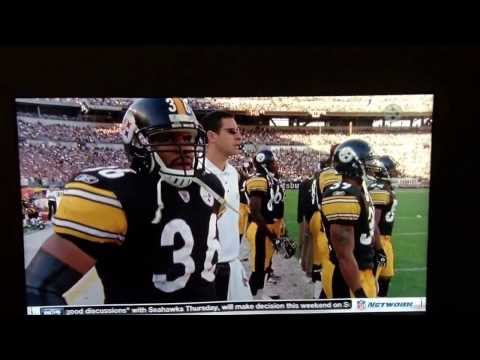 2005 Steelers Talk About When Ben Got Hurt