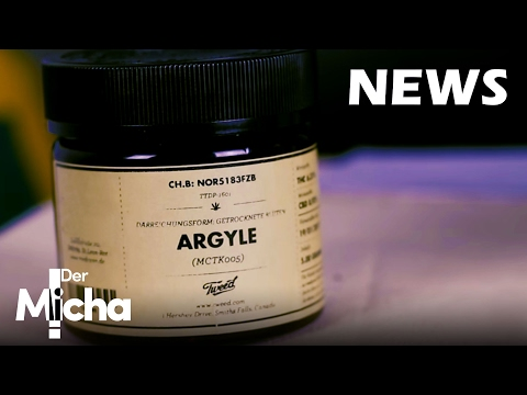Cannabis News: Neue Grassorten in deutschen Apotheken |  DerMicha #2
