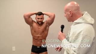 IFBB/NPC Judge Steve Weinberger's Men's Classic Physique Posing Tips with Louis Albanese