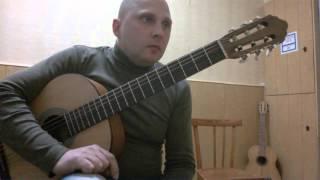 Уроки гитары для начинающих.Полька