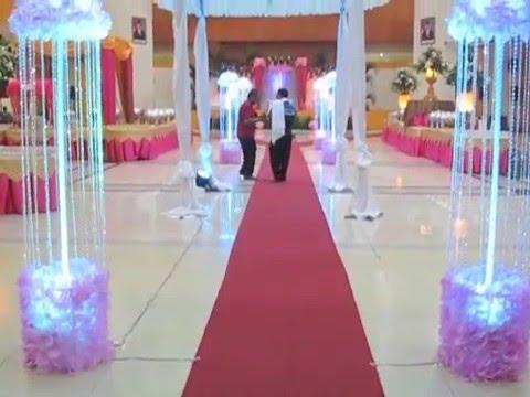 Anggraela catering wedding decoration youtube junglespirit Choice Image
