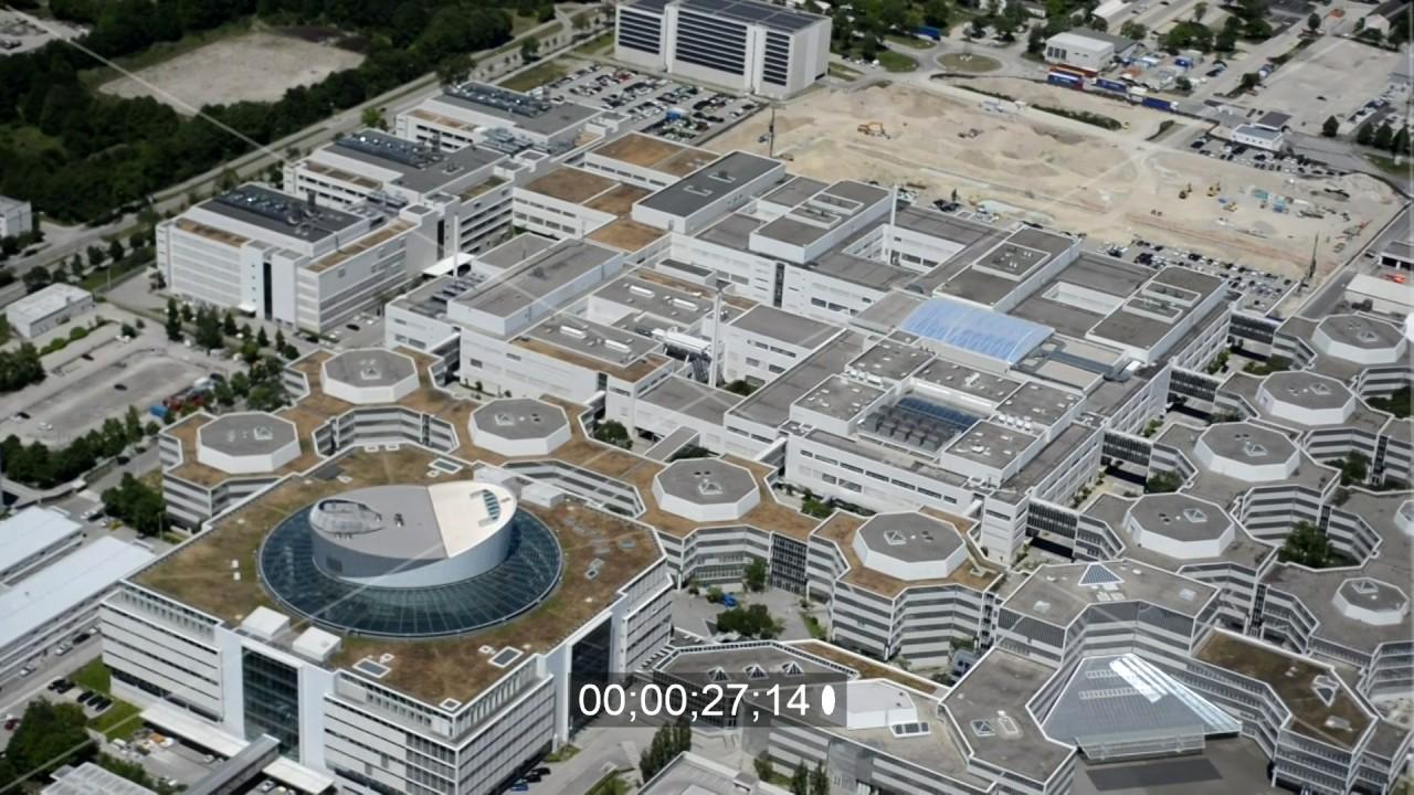 Neubau Des Fiz Forschungs Und Innovationszentrum Nord Auf Dem
