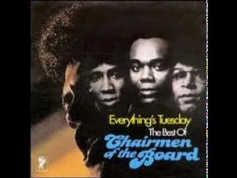 Chairmen Of the Board  -  Everything Is Tuesday  1971