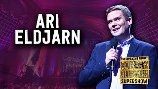 Ari Eldjárn - Opening Night Comedy Allstars Supershow 2018