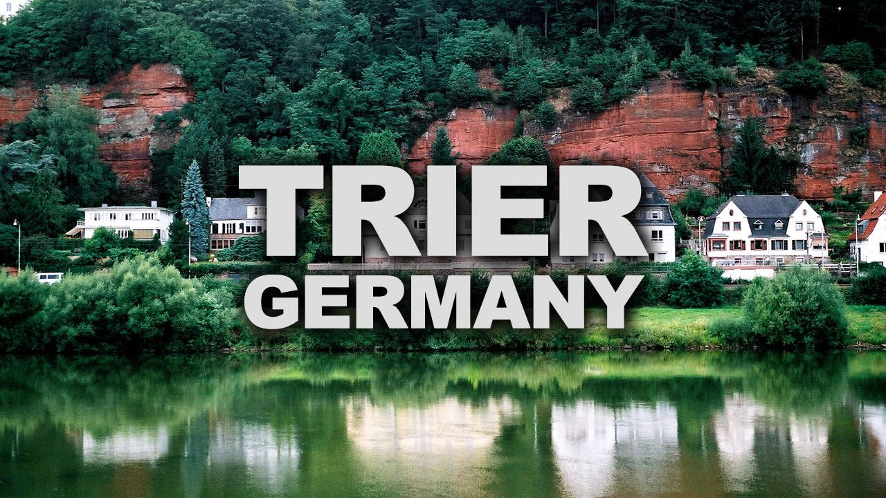 trier a city in germany on the banks of the moselle youtube