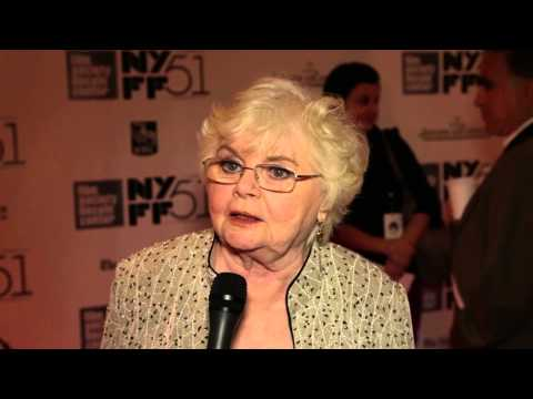 "NYFF51: June Squibb | ""Nebraska"" Red Carpet HD"
