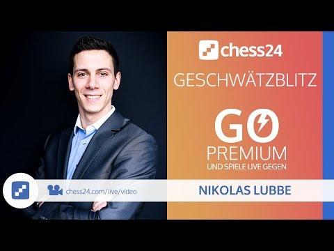 Geschwätzblitz Spezial mit Nikolas Lubbe und Dmitrij Kollars – 18.11.2018