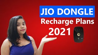 Top Jio Dongle Recharge Plans 2021| Jio Dongle Plans List|JioFi Recharge Plans| Best Plans for JioFi