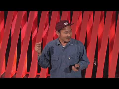 Street Art : The lost and found of public space in the city | Alex Face | TEDxThammasatU