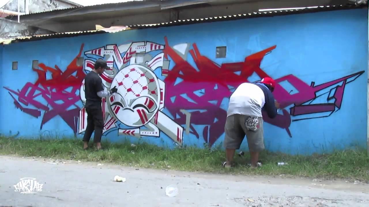 Fakelab x tmt x edts 2016 yogyakarta indonesia graffiti hunting youtube