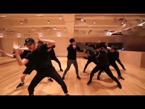 EXO - Monster Dance Practice (Demo Vers.)