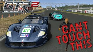 GTR 2 - Can't touch this