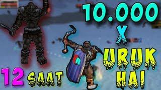 Knight Online 12 Saat Uruk Hai Farm (10.000 X)