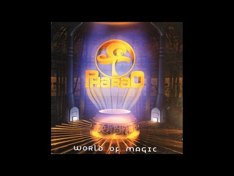 Pharao world of magic magic radio video mix