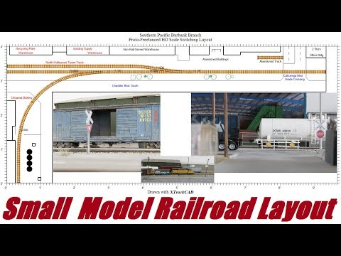 Build an HO Scale Switching Layout - The Photo Tour of my Ongoing Progress