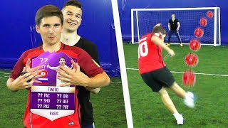 #МОЯКАРТОЧКА В FIFA