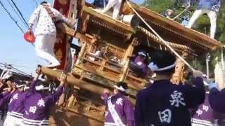 堺市 南区 桜井神社 10月4日.