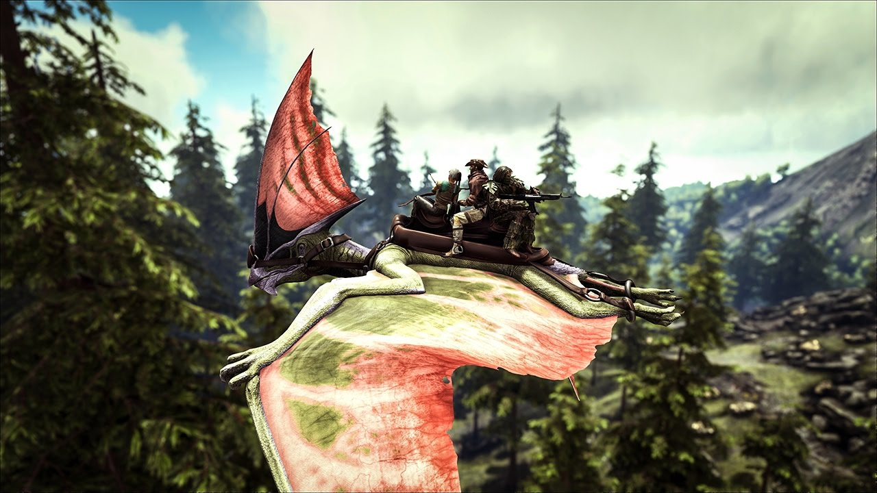 Archaeopteryx - Official ARK: Survival Evolved Wiki