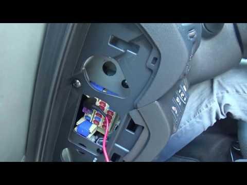 Installere DAB i Nissan Leaf - aDABter