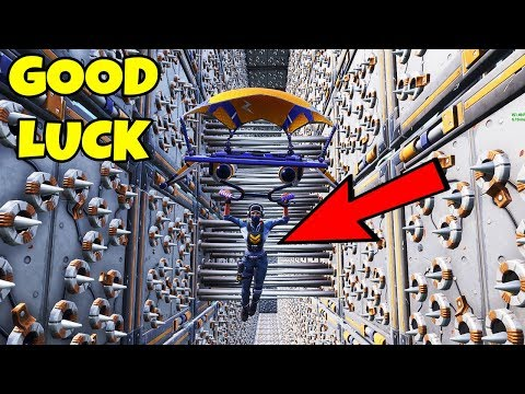 IMPOSSIBLE *CREATIVE MODE* OBSTACLE COURSE!! (Fortnite Creative Mode Best Parkour Map)