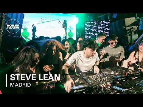 Steve Lean & Friends | Boiler Room X Ballantine's True Music: Madrid