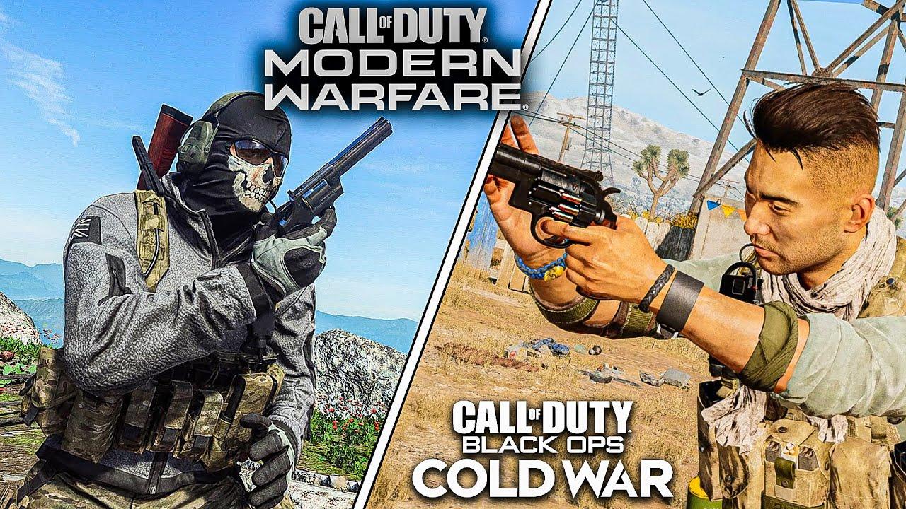 Modern Warfare is better than Cold War PART 3