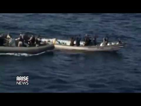 Arise TV Interview - Dryad's Ian Millen on Gulf of Guinea piracy