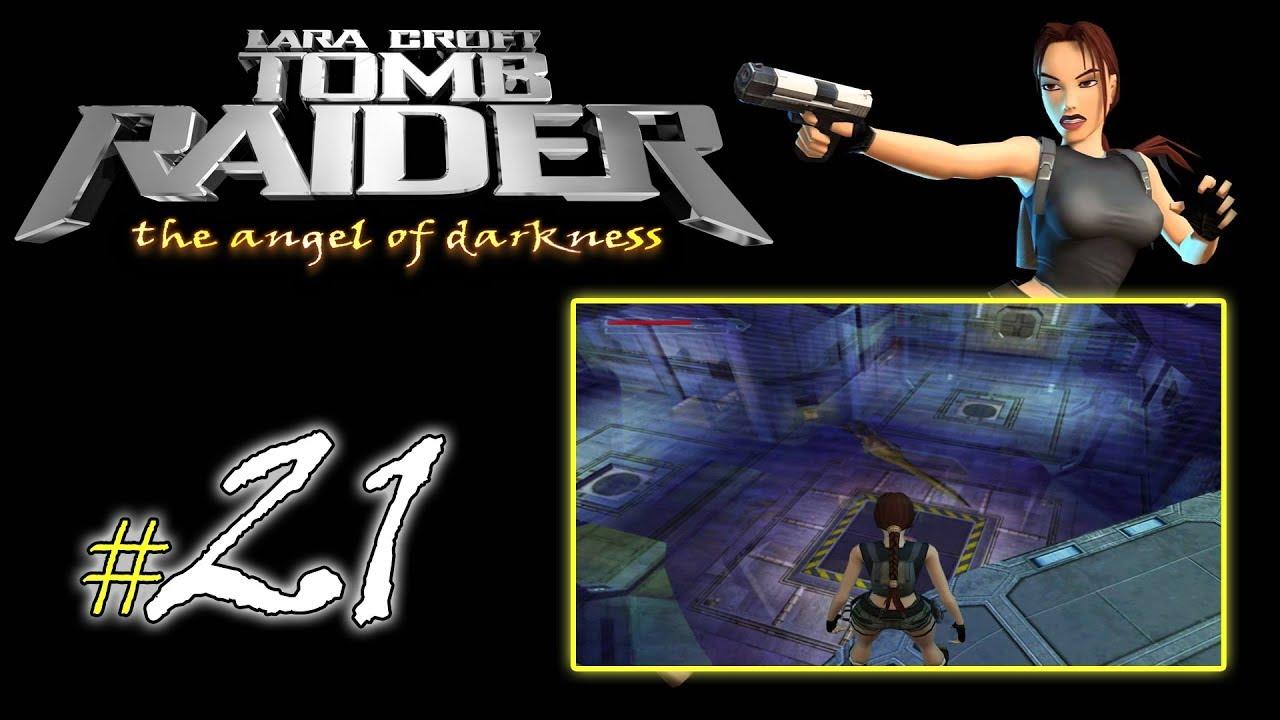 "Let's Play: Tomb Raider VI: AoD odc. 21 – ""Dokarmianie stworka"""