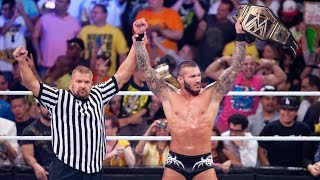Memorable SummerSlam title victories: WWE Playlist