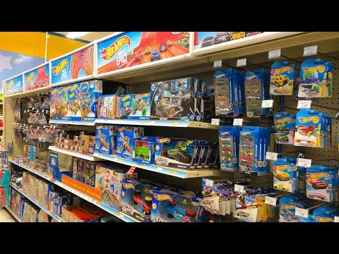 Toy Cars And Hot Wheels At Toys