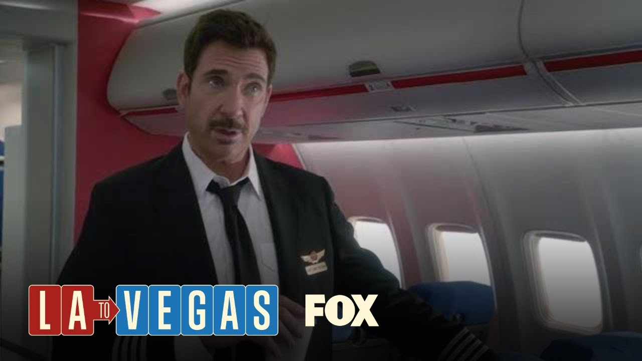 Captain Dave Is Rude To The Custodial Staff | Season 1 Ep. 5 | LA TO VEGAS