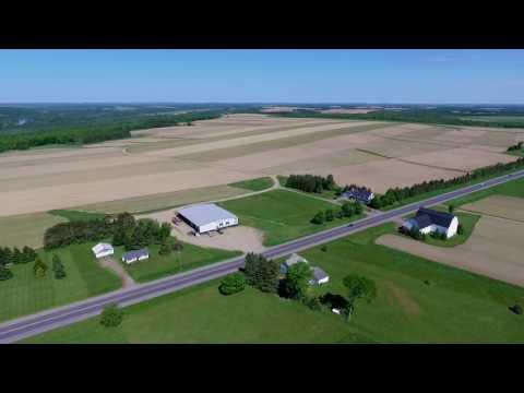 Aroostook County Aerial Tour