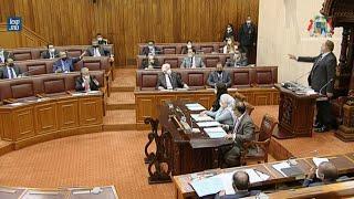 Parlement: quand Kailesh Jagutpal en perd son anglais…