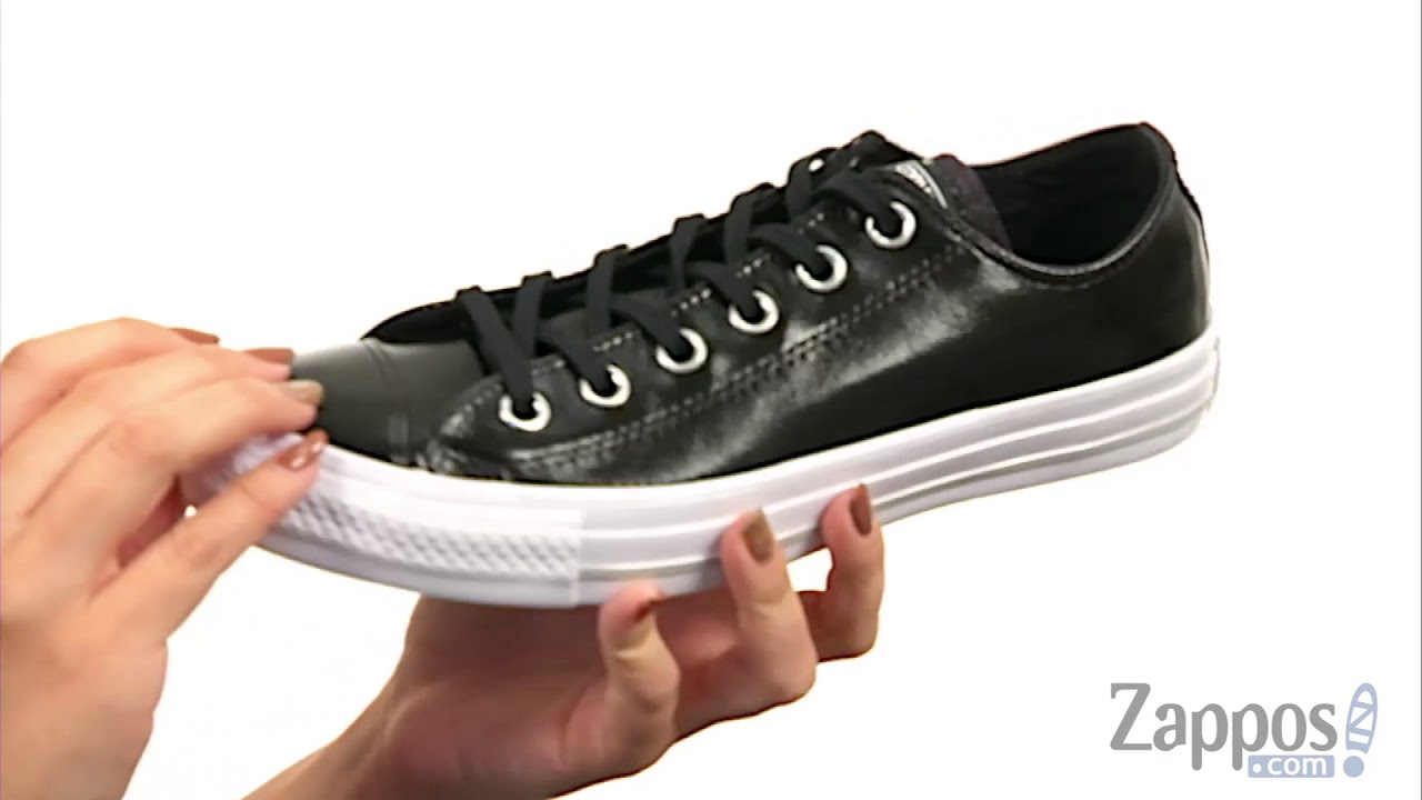 d3fd5bff6fb Converse Chuck Taylor® All Star® Crinkled Patent Leather Ox SKU  8941516