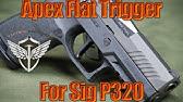 Springer Precision Base Plate For Sig Sauer P320 - YouTube