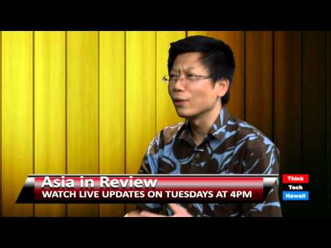 China Hawaii Lawyer Exchange Program - Xinhua Di and Roger Epstein