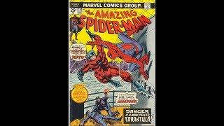 AMAZING SPIDERMAN NO  134 UN HOMBRE LLAMADO TARANTULA
