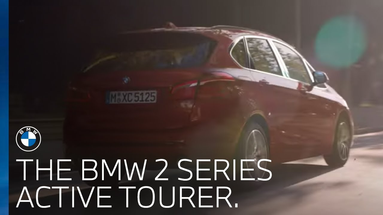 Open Road Bmw >> The Bmw 2 Series Active Tourer Always Ready For The Open Road