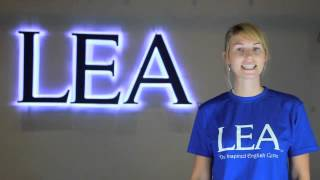 Welcome to LEA - the right choice to study English in Malaysia