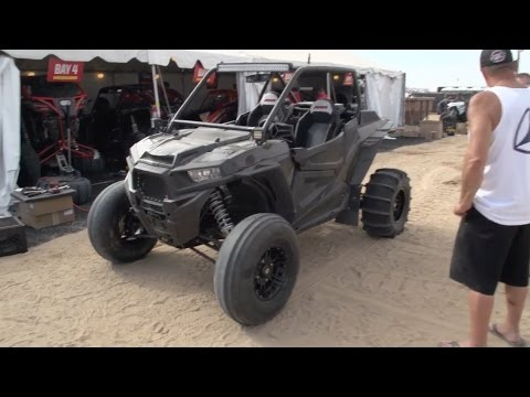Demo Challenge | Lower Doors | Polaris RZR®