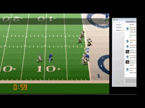 Tecmo Legacy League 1980 Week 1 Baltimore Colts vs San Francisco 49ers (thepeople