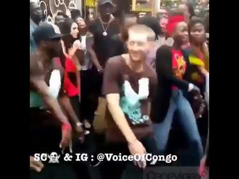 WHITE MAN CAN DANCE AFRICAN MUSIC