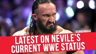 Latest On Neville's Current Wwe Status