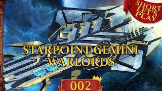 Starpoint Gemini Warlords Deutsch #002 - Was für ein Mensch bin ich [Let